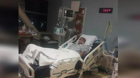 Herido por presunta explosión de gas en una vivienda de Los Ángeles se encuentra en coma