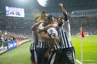 En fotos: Rayados del Monterrey se impone en la Final de la Liga Campeones y es Campeón
