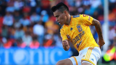 Lucas Zelarayán: ''Tigres ya se puede sentar en la mesa de los equipos más grandes de México''