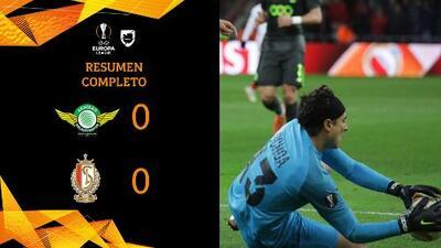 Akhisar 0-0 Standard de Lieja - RESUMEN - Grupo J - UEFA Europa League
