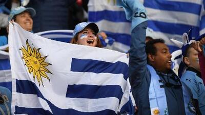 Hinchas de Uruguay la ven fácil en su próximo partido del Mundial ante Arabia Saudita