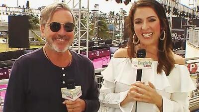 Ricardo Montaner cantará sus más grandes éxitos junto a sus hijos en el escenario de Premio Lo Nuestro
