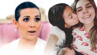 """""""Feliz cumple mami"""": así felicitó a Karla Panini una de las hijas de la fallecida Karla Luna"""
