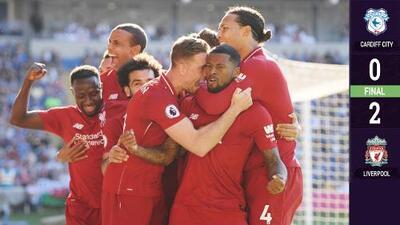 Liverpool, ahuyentando fantasmas: ganó y sigue líder en Premier League