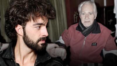 Tras la muerte de Rogelio Guerra, su hijo Carlo confiesa que aún le cuesta trabajo sobrellevar la pérdida