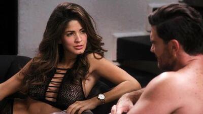 ¿Hará que olvide a Alejandra?: Nancy le confesó a Carlos que desea estar a su lado