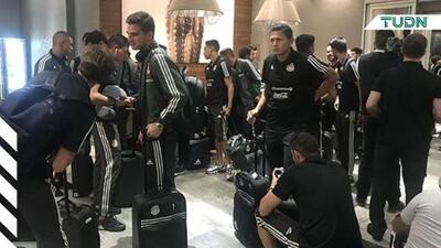 México Sub-22 llega a Juárez para amistoso ante Argentina