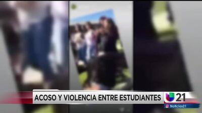Las peleas estudiantiles continúan ocurriendo dentro y fuera de la escuela
