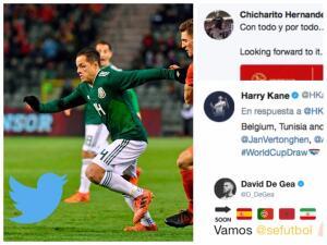 La reacción del mundo del fútbol al sorteo de Rusia 2018