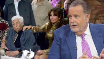 """""""De miedo ver esto"""", dice Raúl de las lesiones que la abuela de Thalía sufrió en el asilo donde vivía"""