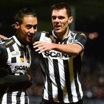 Angers derrotó al Caen y recuperó el segundo puesto al depslazar al Mónaco en Franciaok