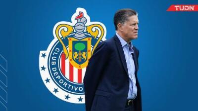 En Chivas ya tienen fecha de presentación de Ricardo Peláez
