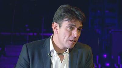 """Jorge Salinas: """"Todos mis hijos son, pero no son. Están, pero no están"""""""