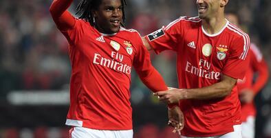 Jonas y Renato Sanches dan el triunfo al Benfica ante el Académica