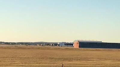 Chocan dos aviones en el Aeropuerto Internacional de San Antonio