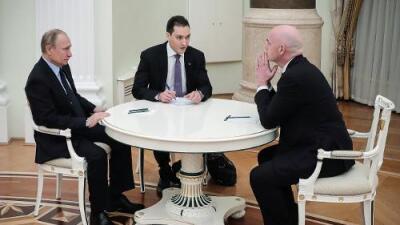 FIFA no ha contemplado la cancelación del Mundial en Rusia a pesar de conflictos en Siria