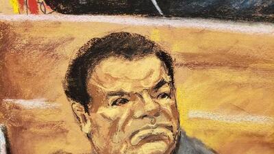 """Capo colombiano le enviaba """"prostitutas y regalos"""" a los agentes de la DEA, según confesó en juicio de 'El Chapo'"""