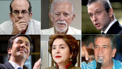 Esto es lo que piensan los exgobernadores de la crisis en Fortaleza
