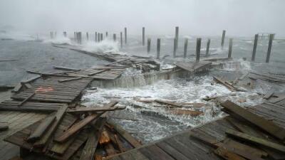 Por qué este huracán categoría 1 es tan peligroso como uno categoría 4