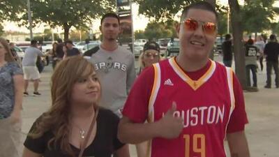 Duelo texano entre los Houston Rockets y los San Antonio Spurs