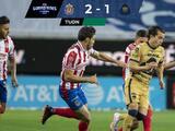 Chivas vence a Pumas con goles de JJ Macías y Mayorga