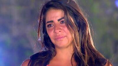 """""""Sin ti no hubiera llegado a donde estoy"""": Daniela Fainus rompió en llanto al despedirse de 'El Rasta'"""