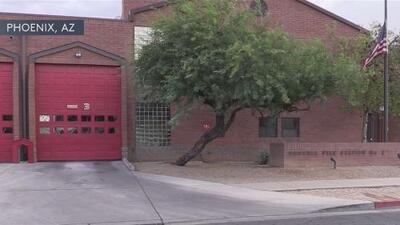Una mujer burla la seguridad de una estación de bomberos en Arizona y se roba una ambulancia