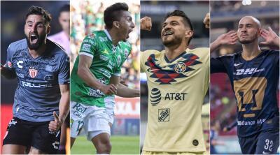 Si hoy terminara el torneo regular, así se jugaría la Liguilla en la Liga MX