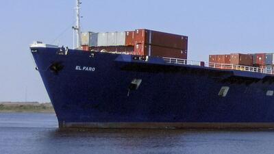 Suspenden búsqueda de sobrevivientes de El Faro