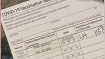 Cuidado con las estafas con la vacuna contra el coronavirus