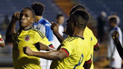 Yerry Mina es convocado por Colombia para sustituir al lesionado Óscar Murillo