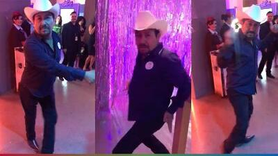 El nuevo baile de El Feo deja corto a 'Scooby Doo Papa'