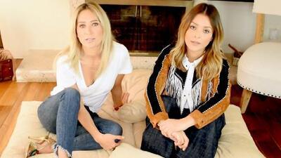 Geraldine Bazán y Grettell Valdez confesaron que sufrieron violencia doméstica