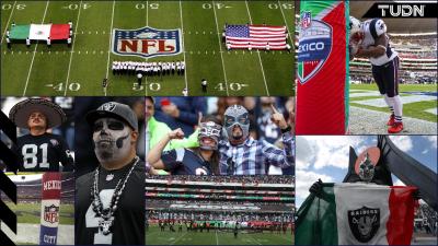 La NFL en México, historia y recuento de juegos