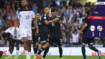 ¡Costoso! México derrotó a Panamá, pero Chucky se fue lesionado