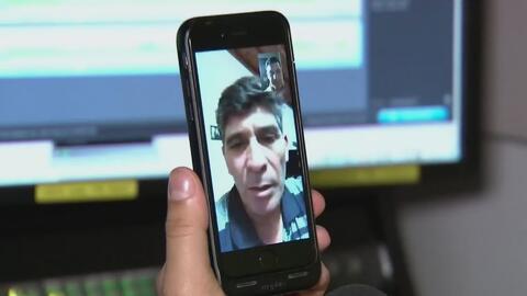 """""""Estoy seguro que voy a regresar"""": argentino que fue deportado tras vivir casi dos décadas en EEUU"""