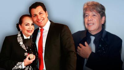 """""""Con mi reputación no"""": Aída Cuevas advierte acciones legales contra del exmánager de Juan Gabriel"""