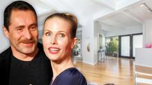 Demián Bichir pone en venta la mansión en la que murió su esposa Stefanie Sherk: pide 2.6 millones de dólares
