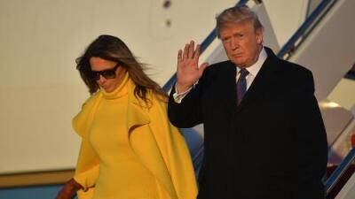Donald Trump celebra que los jugadores no se arrodillaron durante el himno en el Super Bowl