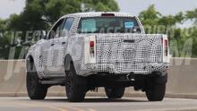La versión todoterreno de la Ford Ranger 2019 en fotos