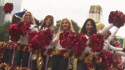 Así transcurrió el desfile del Día de Acción de Gracias en Houston