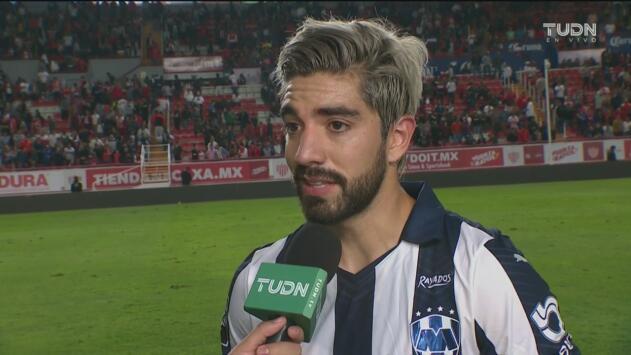 """Pizarro: """"Hace un mes estábamos destrozados, hoy todo nos sale bien"""""""