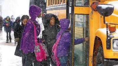 Las escuelas públicas de Chicago anuncian que no solo habrá cancelación de clases el miércoles 30 pero también el jueves 31