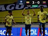 Colombia venció a Venezuela en el inicio de las eliminatorias mundialistas de Conmebol