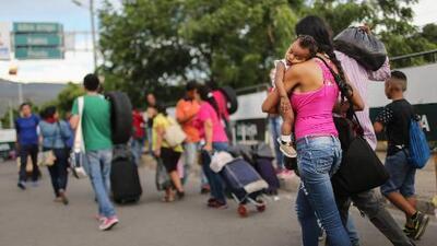 Aseguran que ayuda humanitaria de EEUU para Venezuela se encuentra en Cúcuta