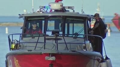 Muere el conductor de un vehículo que cayó en el lago Michigan a la altura del Navy Pier