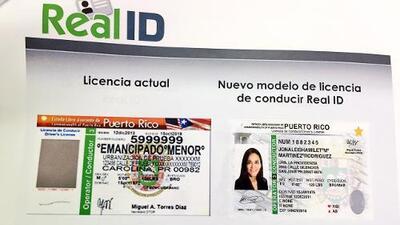 Puerto Rico estrena nuevo formato de licencia de conducir