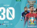 A 30 días del inicio de la Euro, éstas son las novedades del torneo