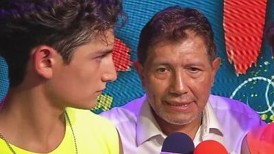 Juan Osorio revela cuál es su mejor terapia para superar el mal sabor de boca tras el asalto en su casa