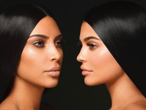 Impresionante: Kylie Jenner es la fotocopia de Kim Kardashian